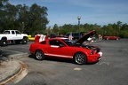 4-17-2010 NWFLA state collage Car and Bike Show