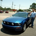 Wright Sublette 2007 Mustang