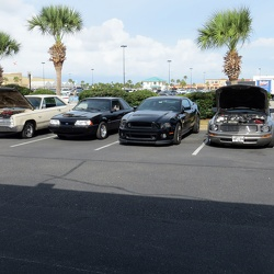 8-31-2014 Hooters Monthly Car Show